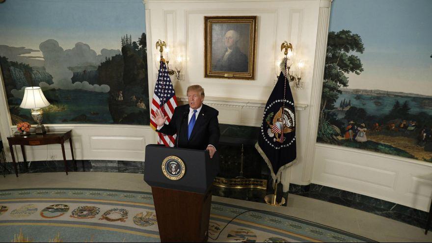 مواضع برجامی ترامپ و آینده همکاری آمریکا با متحدان اروپایی