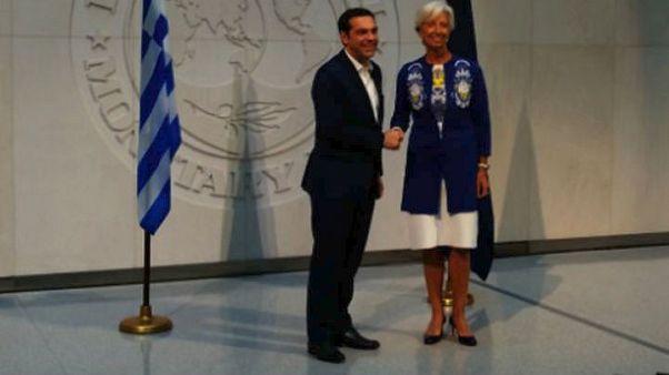 Ελπίδες στην ελληνική κυβέρνηση εν όψει του ραντεβού με Λαγκάρντ