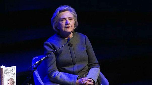 Hillary Clinton szerint a szexizmus volt az egyik oka a vereségének