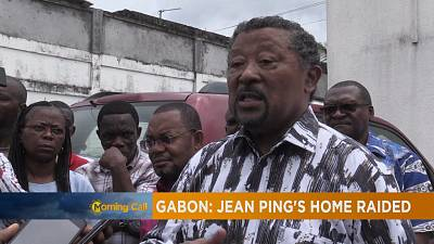 Gabonese opposition leader Jean Ping's home seized [The Morning Call]
