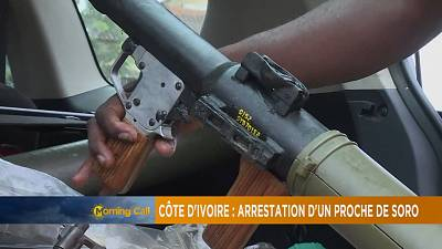 Senior aide to Ivory coast's parliament speaker arrested [The Morning Call]