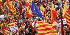 Catalonia crisis: Five days that shook Spain