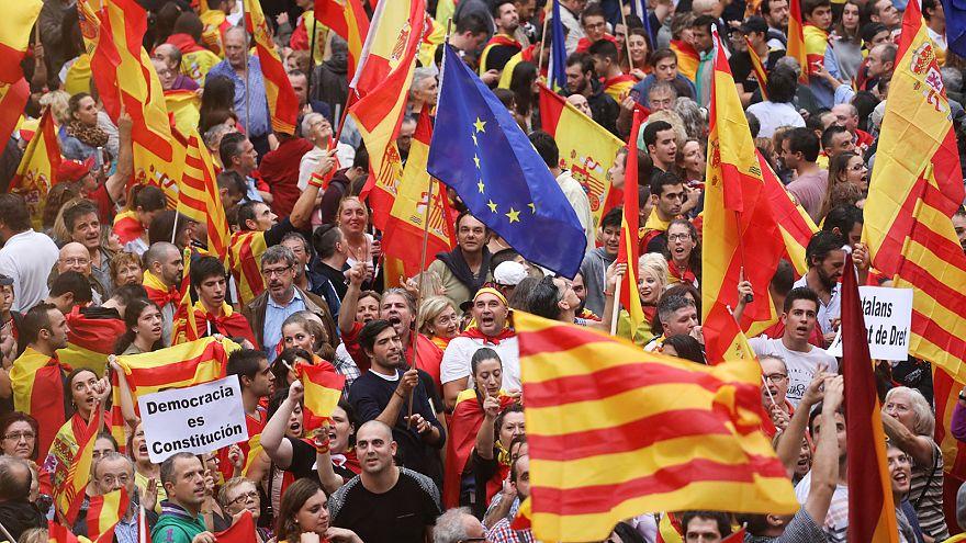 Cinco dias que deixaram Espanha em estado de choque