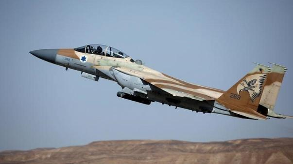 اسرائيل تقصف بطارية صواريخ سورية في لبنان