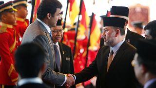 الأمير تميم يصل ماليزيا في مستهل جولة أسيوية تشمل سنغافورة وإندونيسيا
