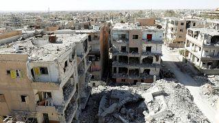"Jihadistas do ""Daesh"" rendem-se em Raqqa"