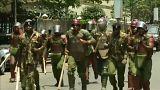 Полиция против оппозиции: протесты в Найроби