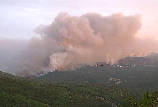 Incendies : plus d'une trentaine de morts