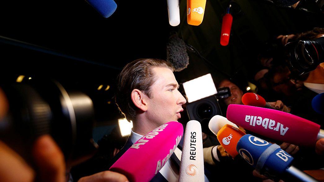 Kurz, enfant prodige de la politique en Autriche