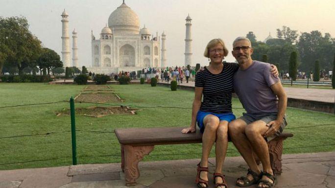 """سائح بريطاني يلقى حتفه في الهند بسبب """"سيلفي"""""""