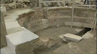 Ancient amphitheatre found in Jerusalem