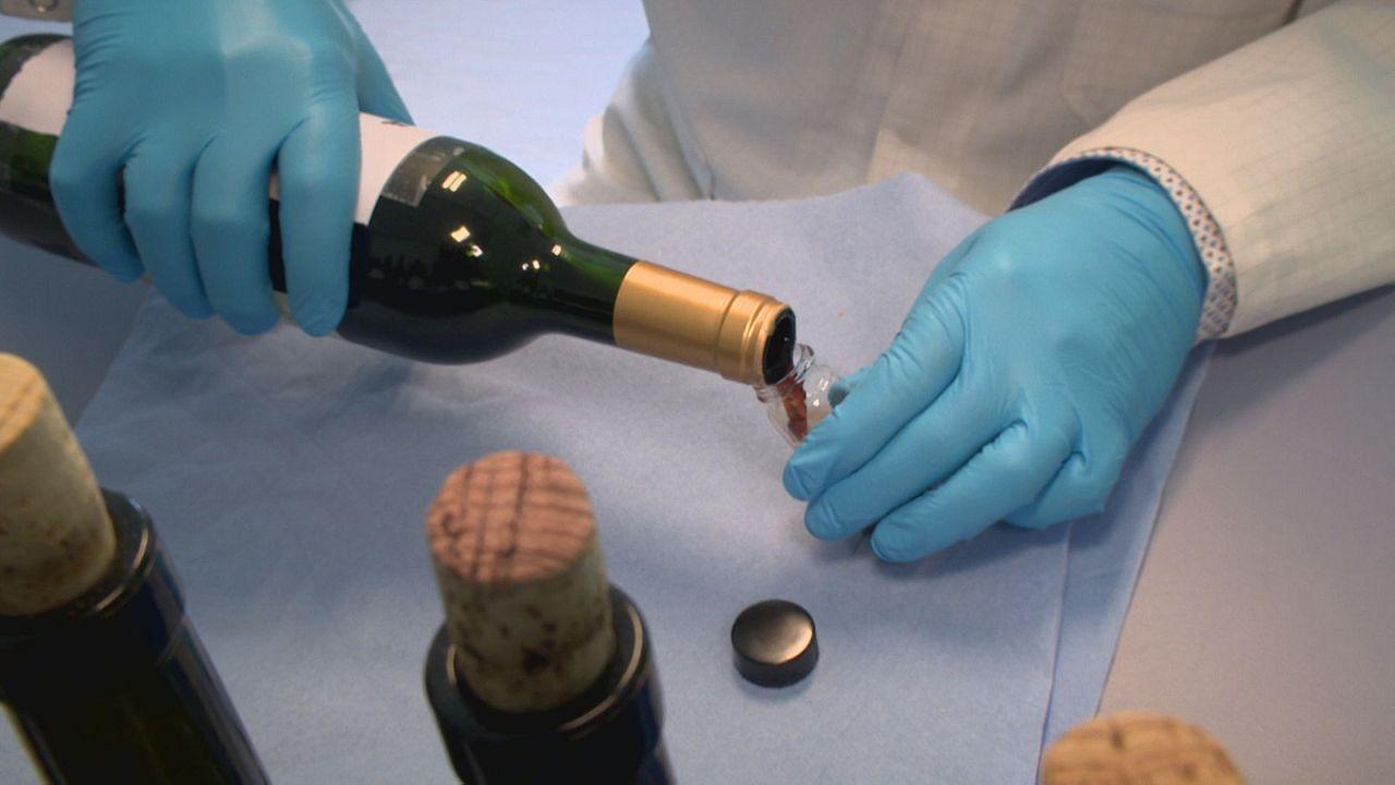 EU-Kontrollen gegen Weinpanscherei