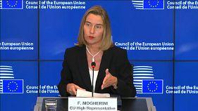 UE reforça as sanções contra a Coreia do Norte