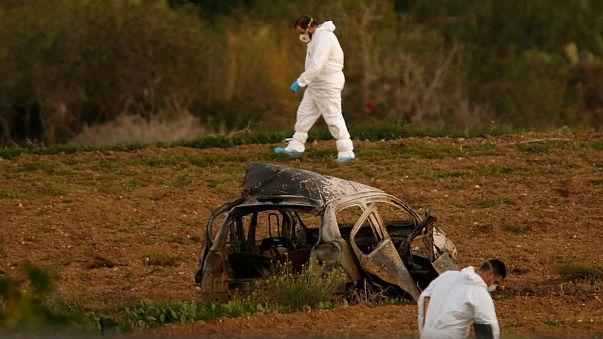 """""""Malta'yı seçime taşıyan gazeteci"""" öldürüldü"""
