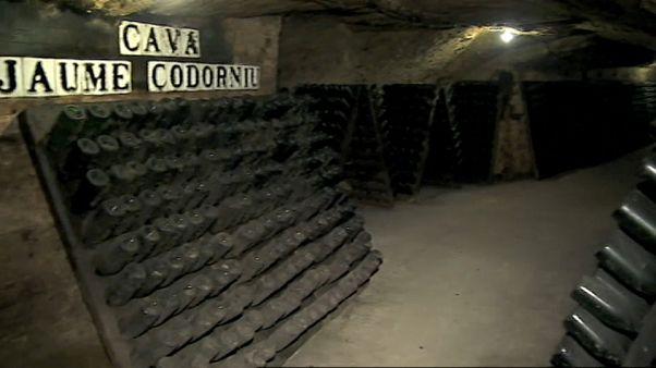 Codorníu también hace las maletas en Cataluña
