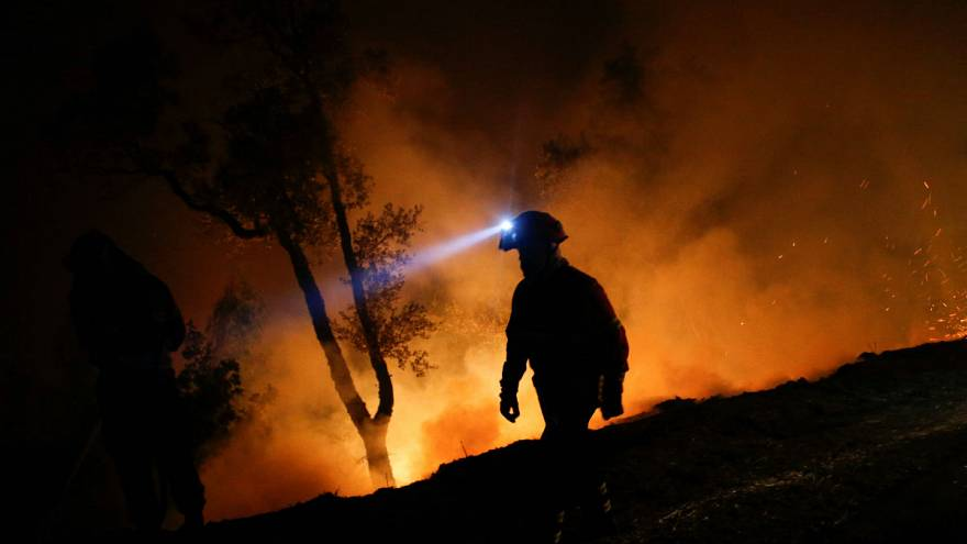 Incendies au Portugal : le bilan s'alourdit
