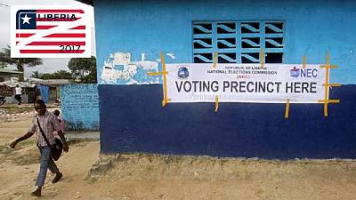 Liberia's Nimba precincts vote today ahead of run-off declaration