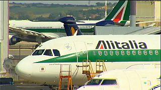 Sete propostas para comprar a Alitalia