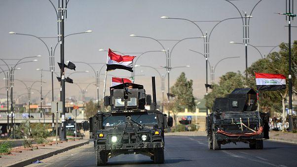 القوات العراقية تنتزع كركوك وواشنطن تعرب عن قلقها
