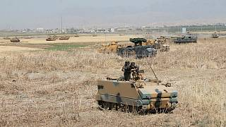 دو سرباز ترکیه و هشت عضو «پ کا کا» در شمال عراق کشته شدند