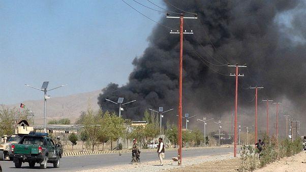بیش از ۷۰ کشته در حمله طالبان به ولایت پکتیا در افغانستان