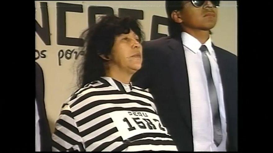 Liberan a Martha Huatay, la temida terrorista de Sendero Luminoso