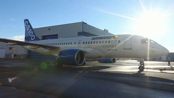 Bombardier anuncia parceria com a Airbus