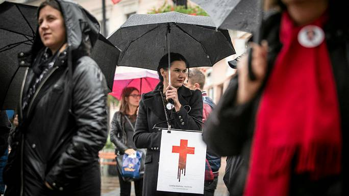 Poland and abortion a year on from mass street protests