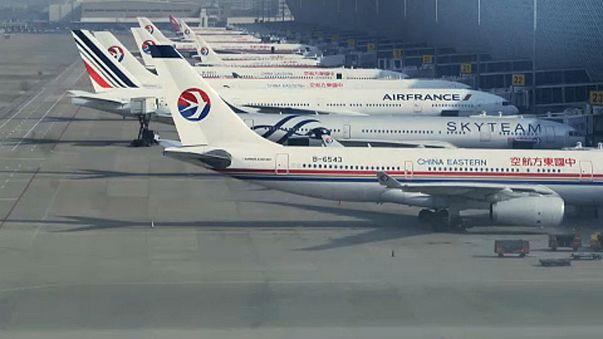 Új óriás reptér épül Pekingben
