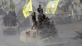 Ράκα: Εξουδετερώθηκαν οι τελευταίοι πυρήνες των τζιχαντιστών