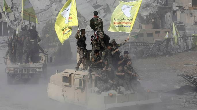 Raqqa falls to US-backed coalition forces