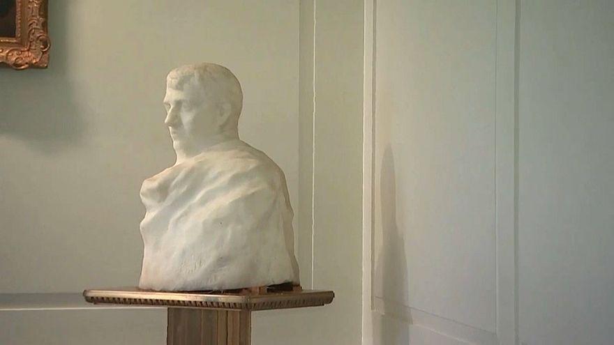 Eredeti Rodin-szoborra bukkantak egy amerikai kisvárosban