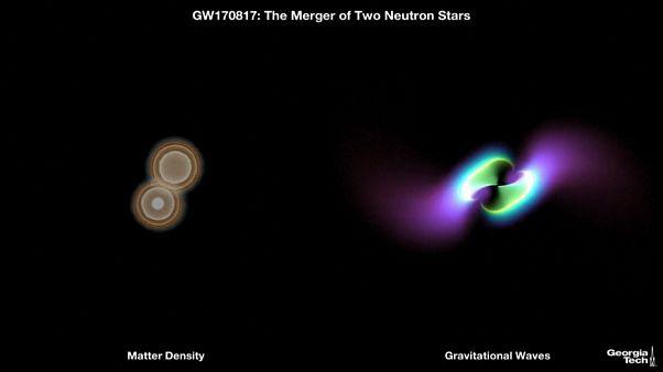 La fusion des étoiles produit or, plomb ou platine