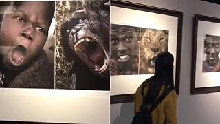 Chinese museum pulls down 'racist' exhibits comparing Africans to animals