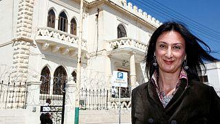 """""""Esto no es trágico, es la guerra"""" dice el hijo de la periodista maltesa asesinada Daphne Caruana Galizia"""