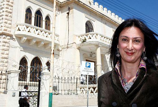 'This is war, not tragedy,' says son of Malta's murdered journalist Daphne Caruana Galizia