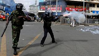 Kenya : la justice lève temporairement l'interdiction de manifester