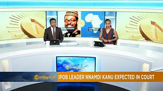Pro-biafra leader Nnamdi Kanu's whereabouts unknown, as trail resumes [The Morning Call]