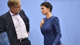 """""""Job gesucht für Wagenknecht"""" - Tweets zur Krise in der Partei """"DIE LINKE"""""""