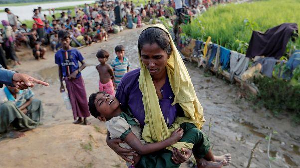 گزارش سازمان ملل در مورد پناهجویان روهینگیا به درخواست میانمار پس گرفته شد