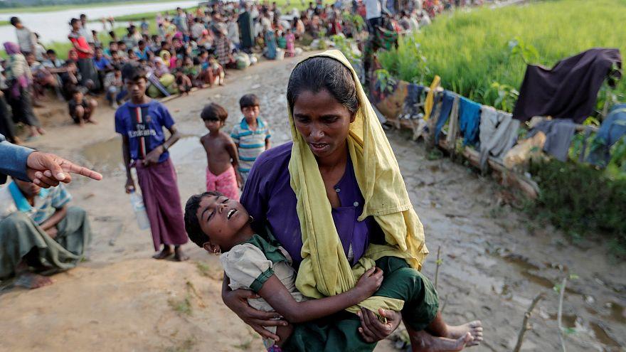 الأمم المتحدة تدعو بنغلادش لنقل لاجئي الروهينغا العالقين على الحدود
