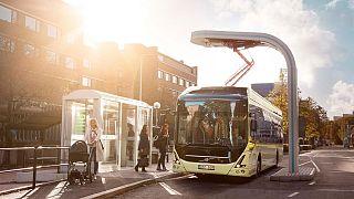 Volvo'nun elektrikli otobüsleri yakında piyasada