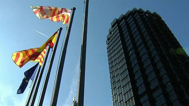 España rebaja su previsión de crecimiento por la situación en Cataluña