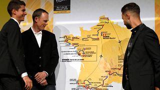 105. Fransa Bisiklet Turu'nun parkuru belirlendi