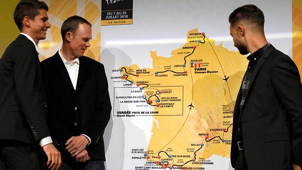 "105. Tour de France präsentiert: ""Absolut brutal"""