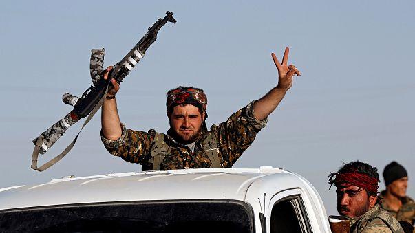 البنتاغون:استعادة 90% من الرقة وقوات سوريا الديموقراطية تعلن سقوط المدينة