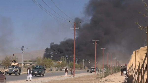 Afganistan'da 2 ayrı Taliban saldırısı: 71 ölü