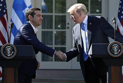 Τραμπ: «Η Ελλάδα παρέχει τρομερές ευκαιρίες για επενδύσεις»