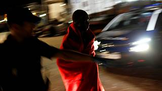 Migrants being smuggled into Europe 'under car bonnets'