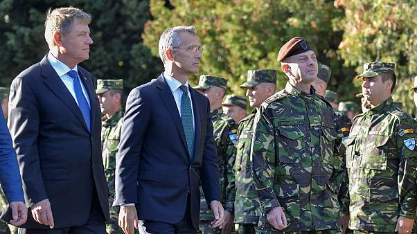 Romania takes key role as NATO prepares to face off with Russia ...